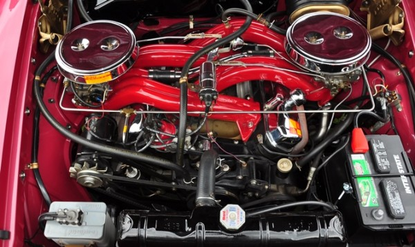 1960 Chrysler 300F Kenneth Nagel long ram engine