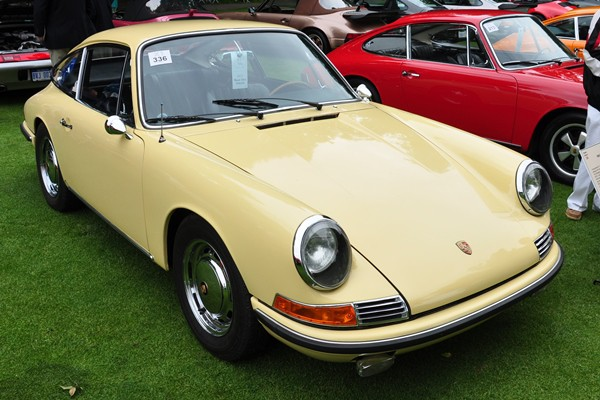 1966 Porsche 911 Coupe William Lovett
