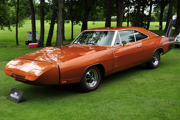 1969 Dodge Charger Daytona Chrysler Historical Collection