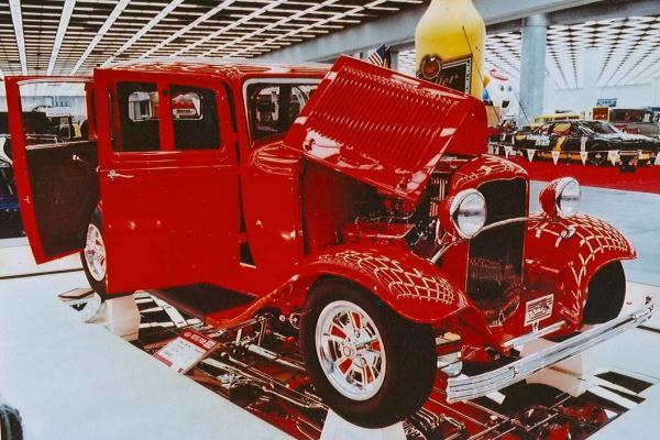 1992 Jimmy Stewart 1932 Ford Fordor