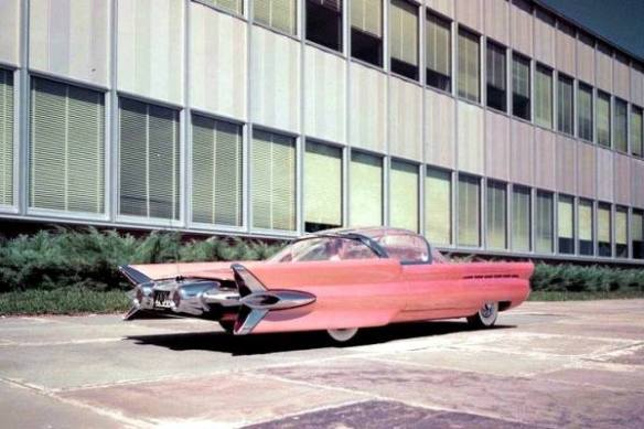 Ford La Tosca