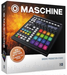 Native Instruments Maschine mac