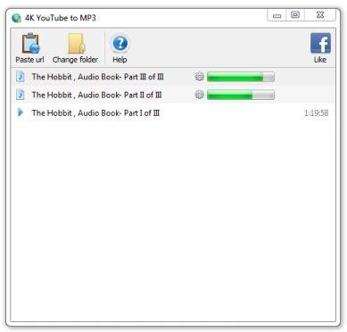 4K YouTube to MP3 mac