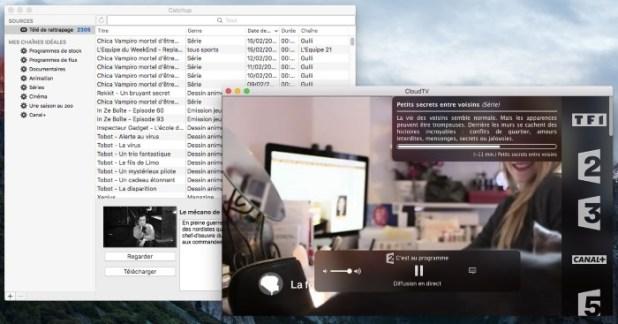 CloudTV mac