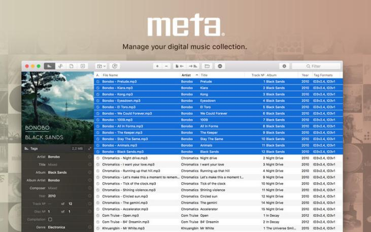 Meta mac