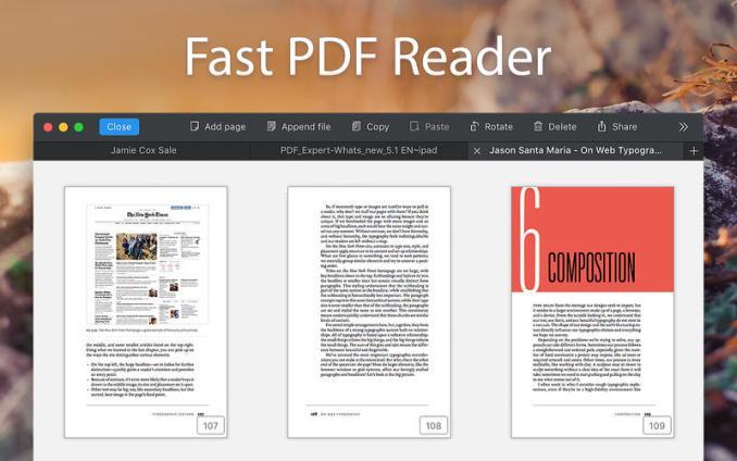 PDF Expert mac