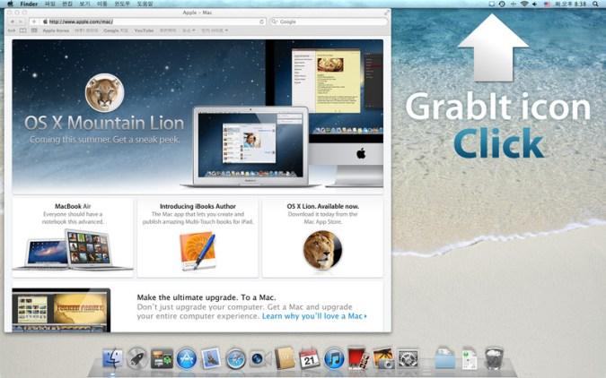 GrabIt mac