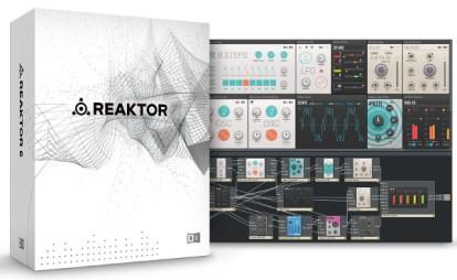 Native Instruments Reaktor Blocks