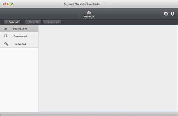 Aiseesoft Mac Video Downloader mac