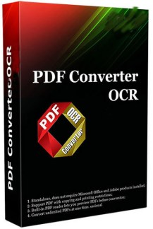 Lighten Software PDF Converter OCR mac