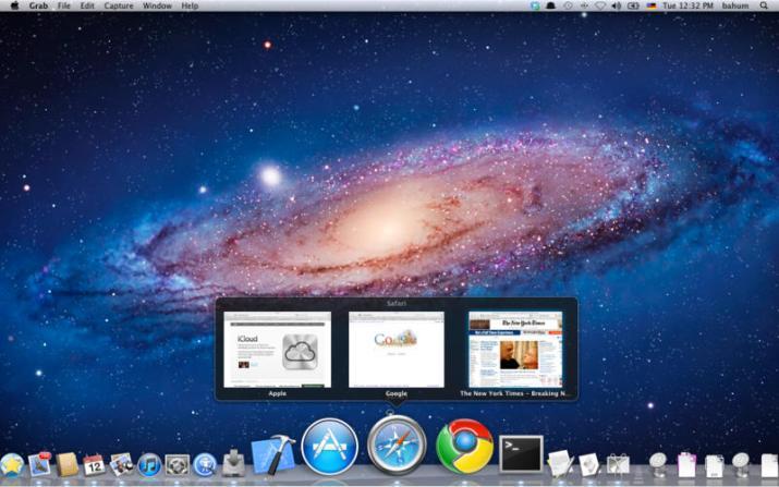 HyperDock mac