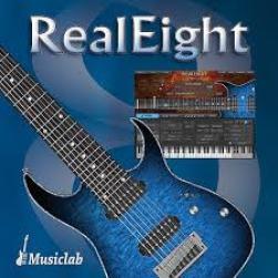 MusicLab RealEight mac