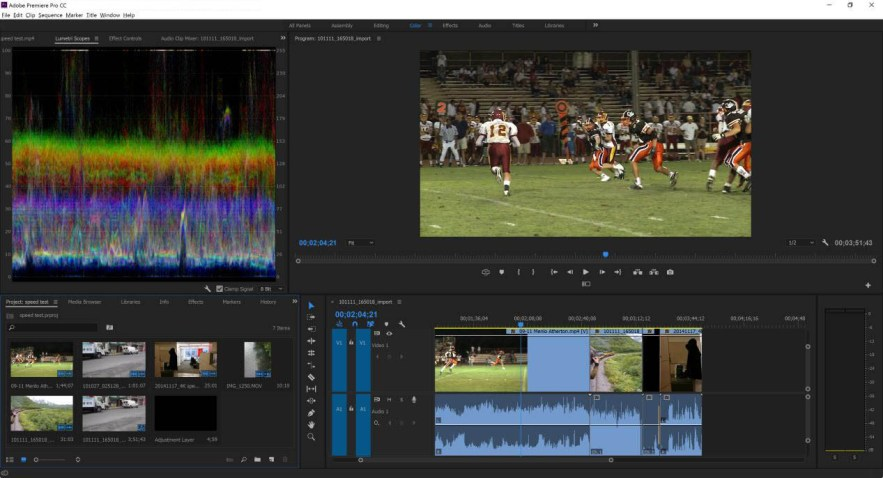 Adobe Premiere Pro CC mac