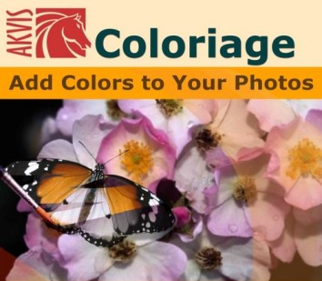 AKVIS Coloriage