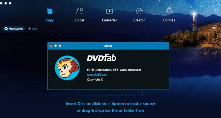 DVDFab All-In-One mac
