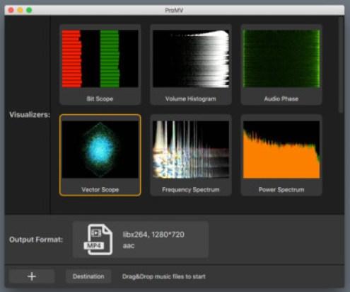 ProMV-Music-Video-Maker mac