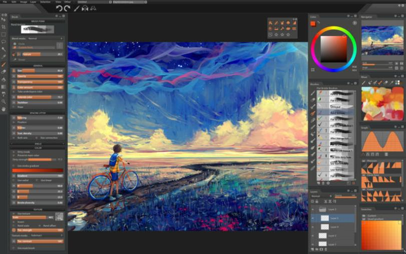 Paintstorm Studio mac