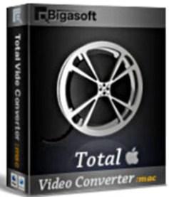 Bigasoft Total Video Converter mac