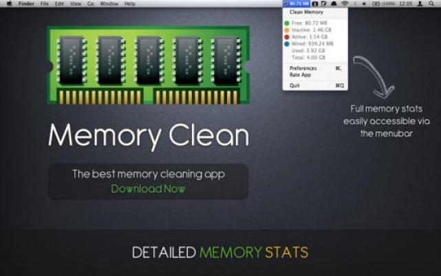 Memory Cleaner Pro mac