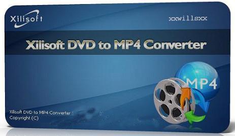 Xilisoft DVD to MP4 Converter mac