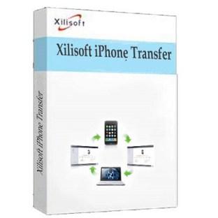 Xilisoft iPhone Transfer mac