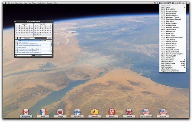 iClock Pro mac