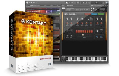 Native Instruments Kontakt mac