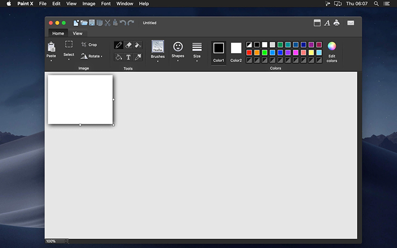 Paint X for mac