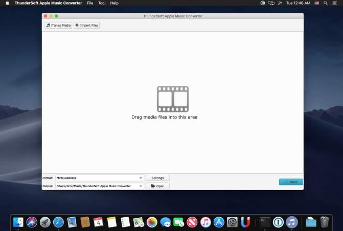 ThunderSoft Apple Music Converter mac