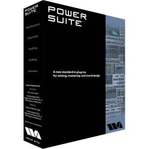 Wave Arts Powersuite mac