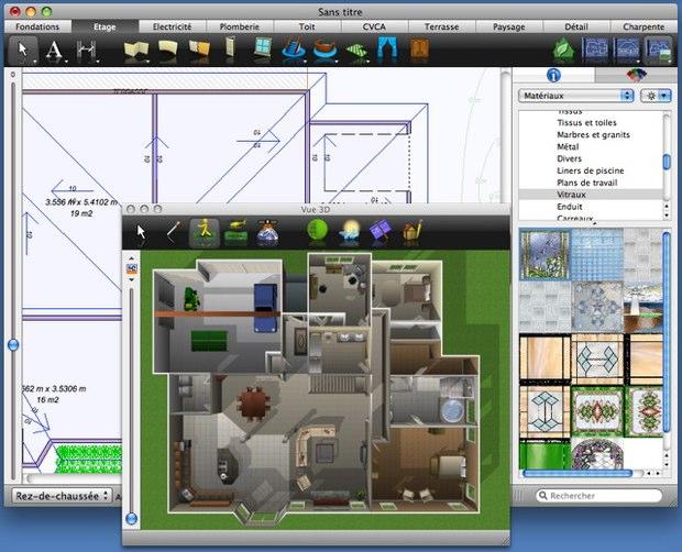 Architect 3D mac