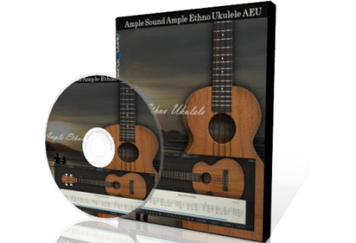 Ample Ethno Ukulele Mac