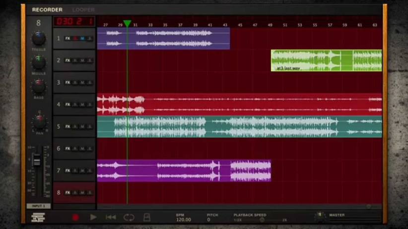 AmpliTube Mac