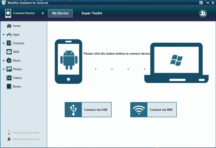 MobiKin Assistant for Android