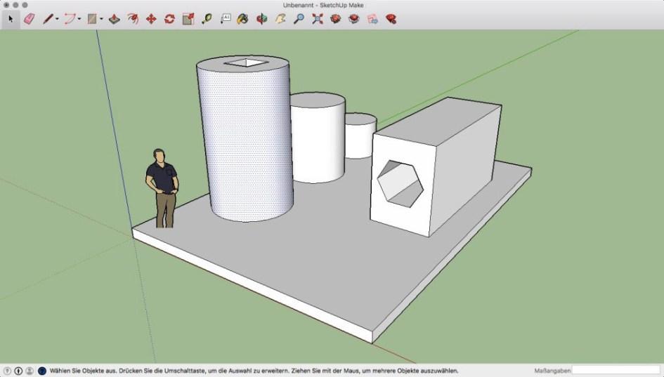 SketchUp Make Mac