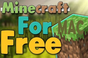 Minecraft for Mac