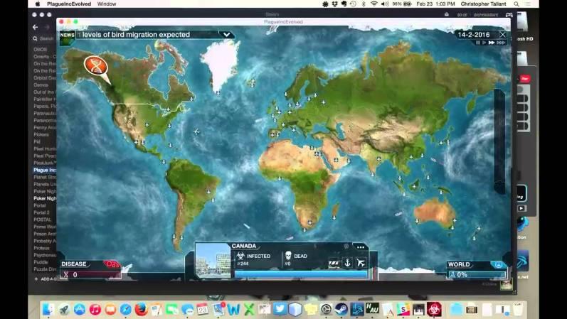 Plague Inc Evolved Mac