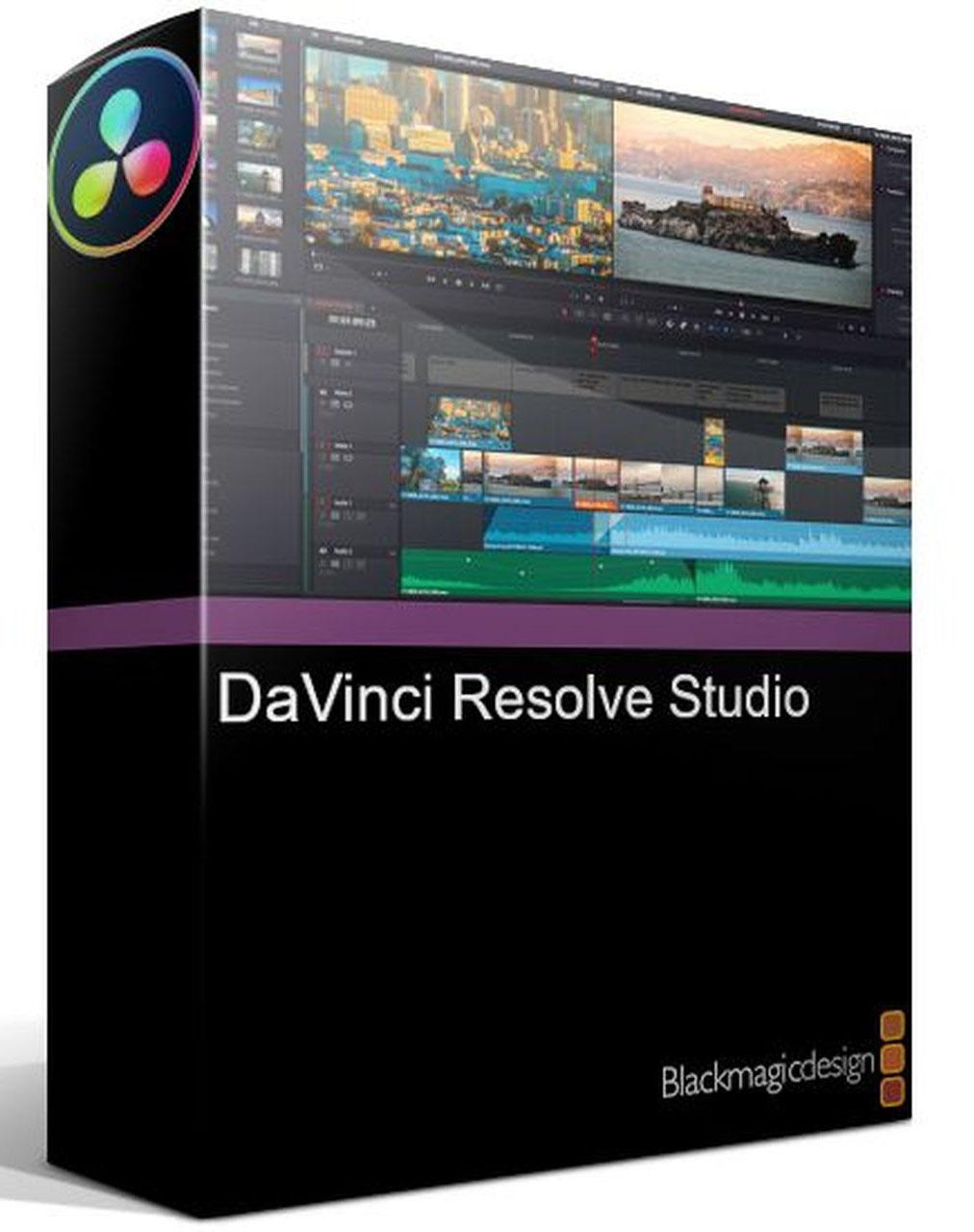 Blackmagic Design Davinci Resolve Studio 16 2 7 8 Crack Free Download Mac Software Download