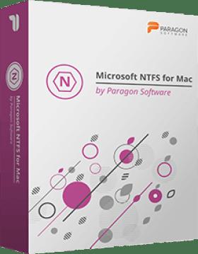 Paragon Microsoft NTFS for Mac