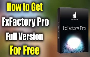 FxFactory Pro MacOS