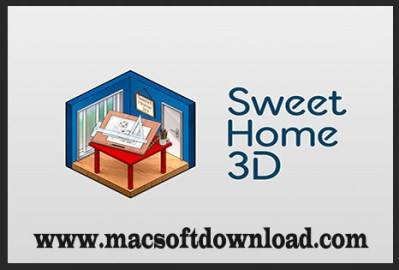 Sweet Home 3D Mac