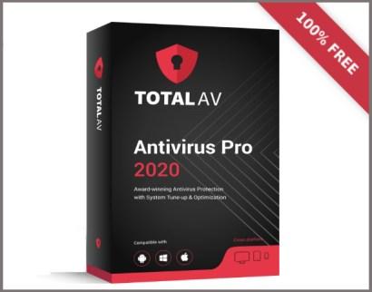 Total AV Antivirus Mac