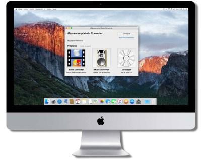 dBpoweramp Music Converter Mac