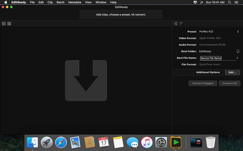 EditReady for Mac