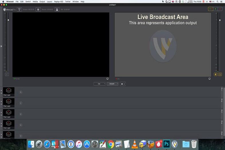 Wirecast Pro 14 Mac