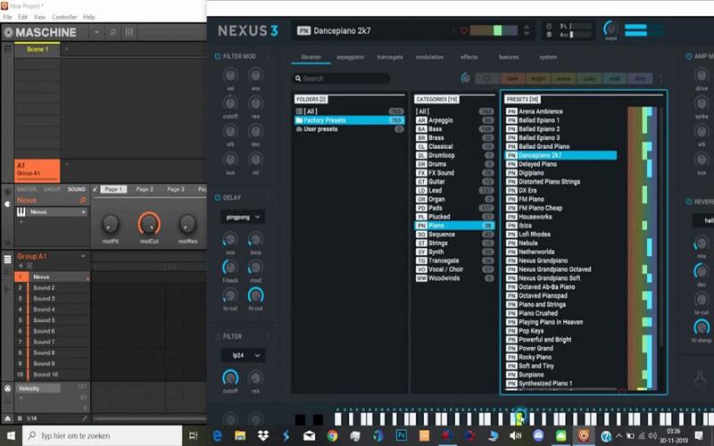 reFX Nexus for Mac