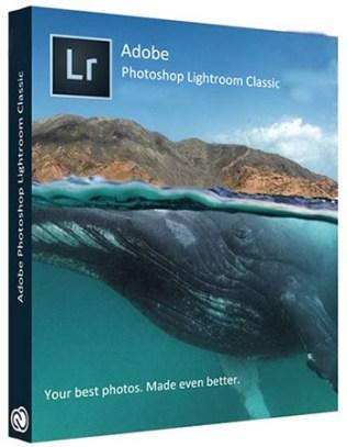 Adobe Photoshop Lightroom Classic