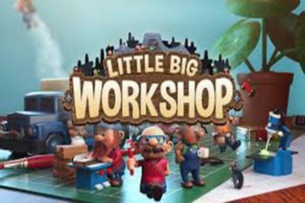 Little Big Workshop Mac
