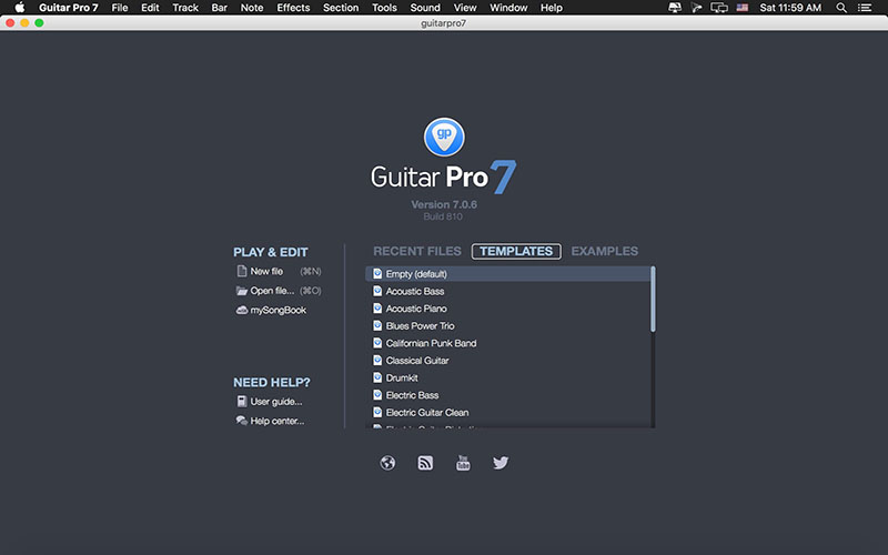 Guitar Pro 7 Mac