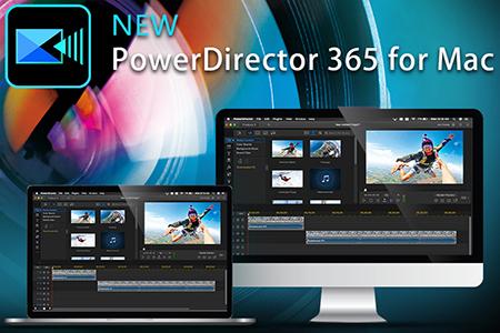 PowerDirector 365 Mac